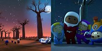 Go Jetters Avenue of the Baobabs