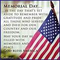 Gratitude Memorial Day Quotes