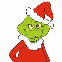Grinch Drawing