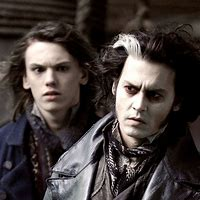 Johnny Depp And Jamie Campbell Bower Images