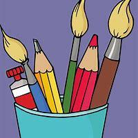 Materials Drawing