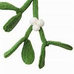 Mistletoe Pattern-Free