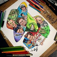 Movie Drawing
