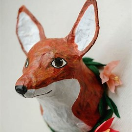 Paper Mache Animal Projects