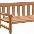 Park Bench Clip Art Free