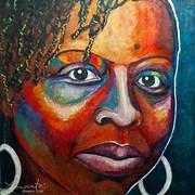 Patrisse Cullors Art Work