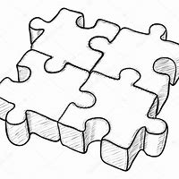 Puzzle Drawing