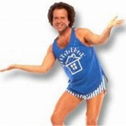 Richard Simmons 80s