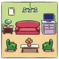 Room Cliparts