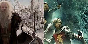Santa Claus and Peter Narnia