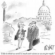 Science New Yorker Cartoon
