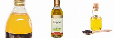 Sesame Oil for Massage