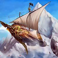 Skyship Wallpapers