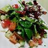 Spinach Salad Simple
