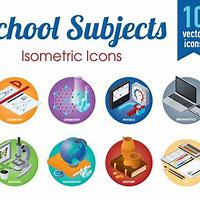 Subjects Icons