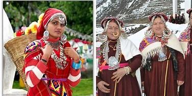Traditional Dress of Himachal Pradesh