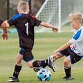 Trainene Kinderen Voetbal