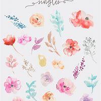 Watercolor Cliparts