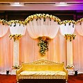 Wedding Stage Background