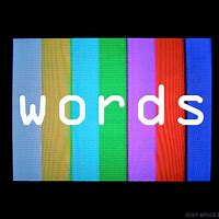 Words Gifs