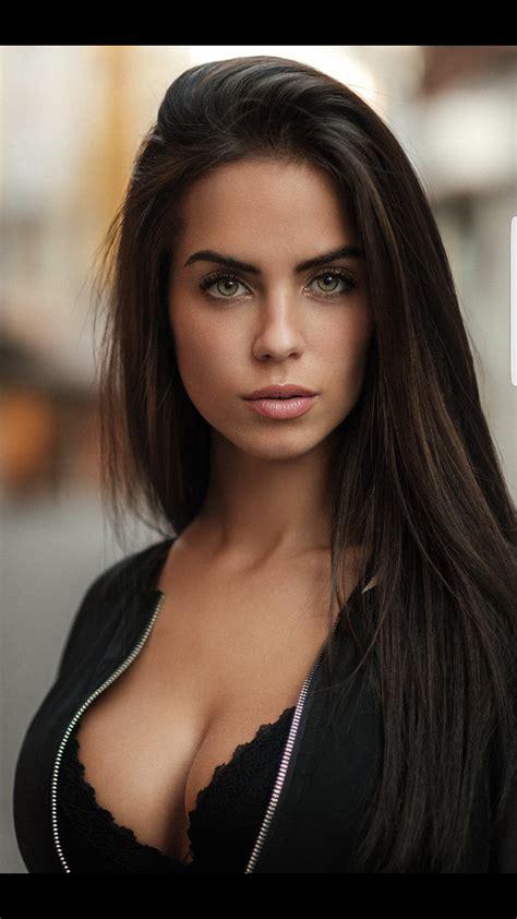 Amazing Brunette Sex