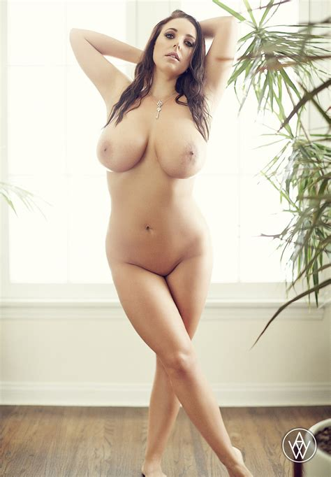 Angela White Porn Star Nude