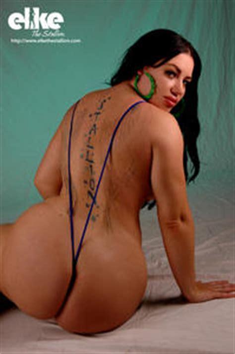 Big Ass Elke The Stallion Nude
