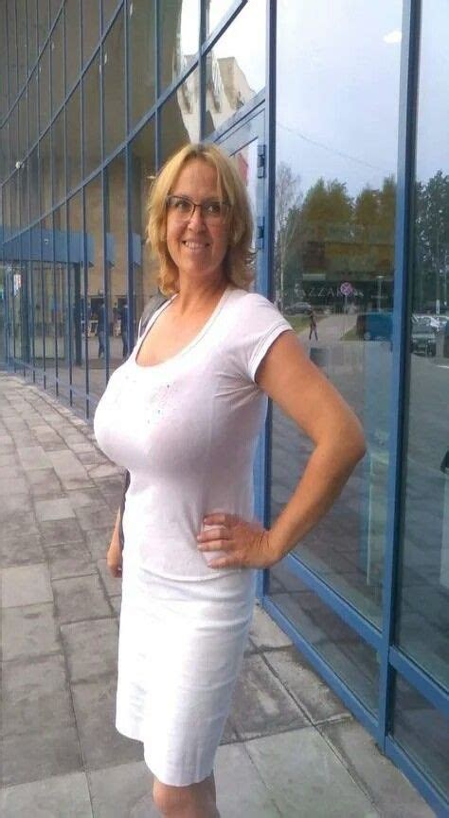Big Tit Mature Couple Sex