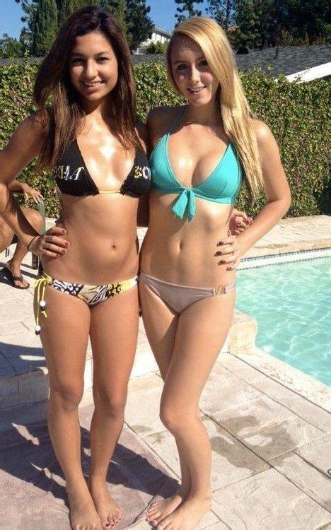 Bikini Lesbians Shower