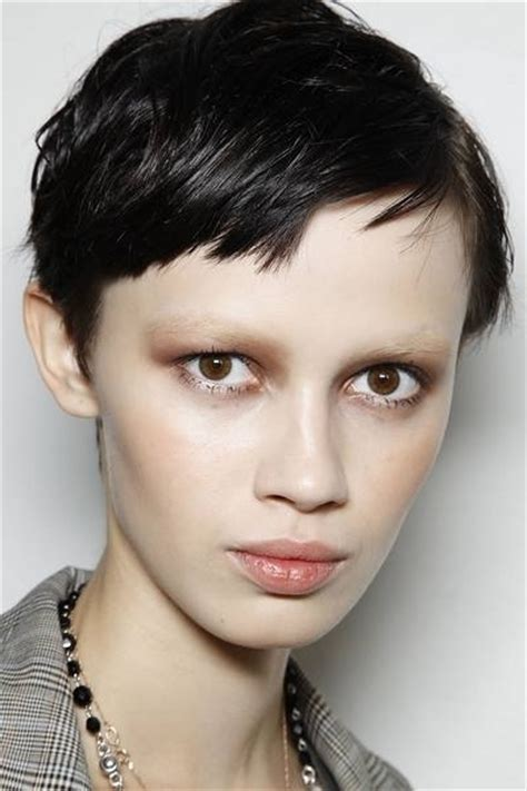 Bleached Eyebrows