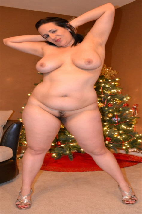 Brunette Bbw Nude