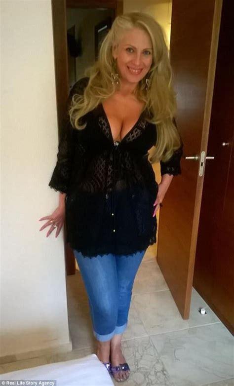 Busty Milf Nude