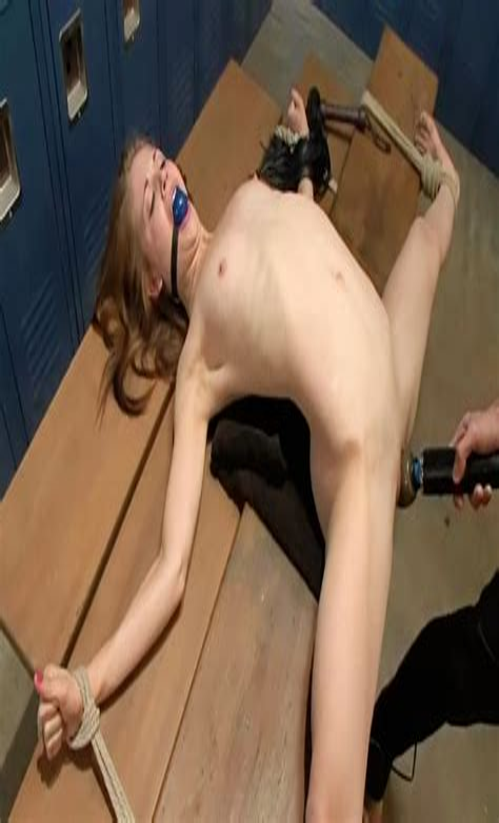 Cute Bondage Porn