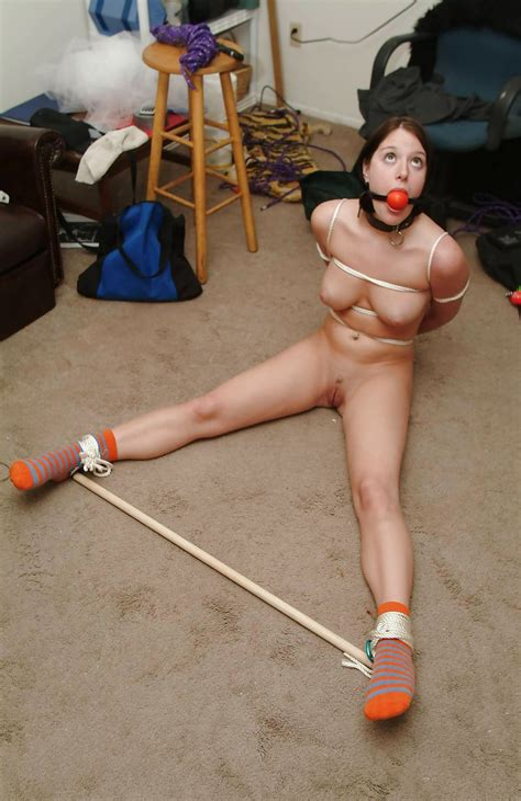 Cute Women Bondage