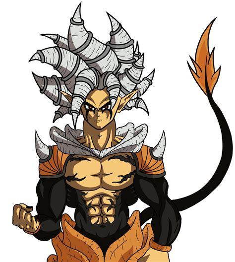 Dragon Ball Demon God