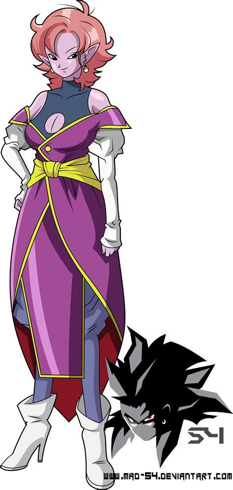 Dragon Ball Supreme Kai Of Time Form