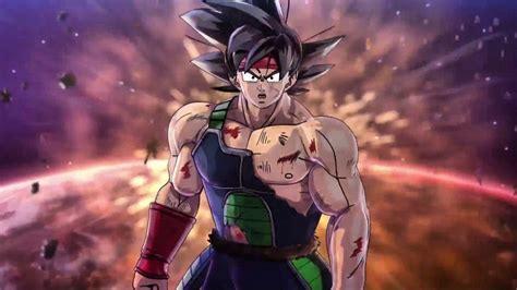 Dragon Ball Xenoverse Bardock