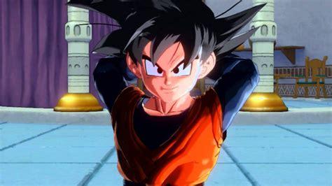 Dragon Ball Xenoverse Goten