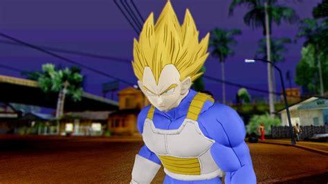 Dragon Ball Xenoverse Vegeta 4