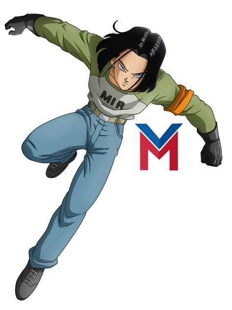 Dragon Ball Z Super Android 17