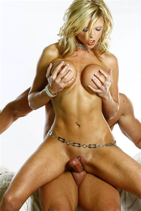 Female Fit Nude