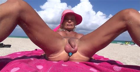 Gay Nude Beach Anal