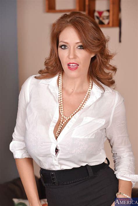 Gorgeous Mature Redhead Milfs Nude