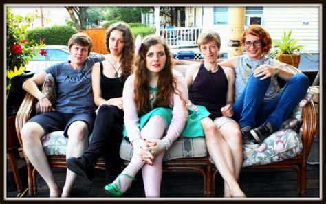 Group Lesbian Oral Sex