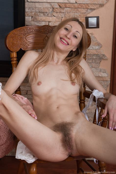 Hairy Milf Nude Naked