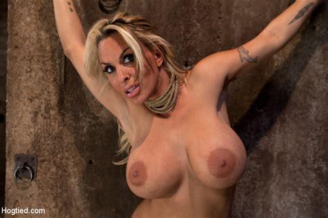 Holly Halston Nude Bondage