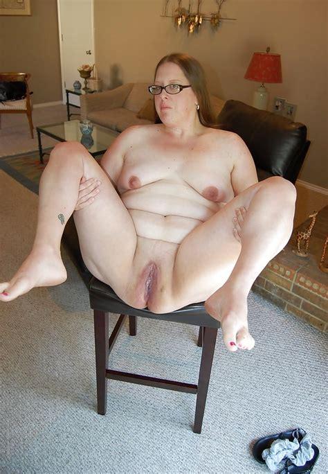 Horny Mature BBW Nude