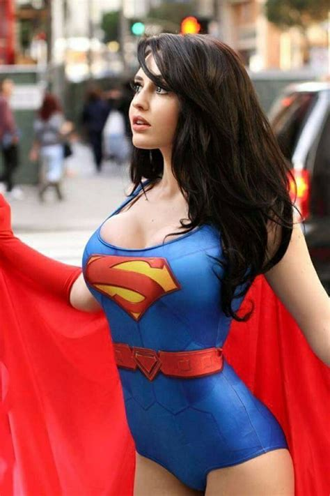 Hot Busty Cosplay Nudes
