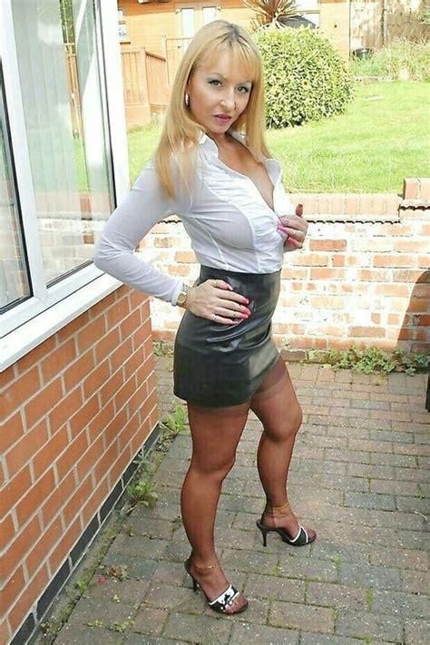 Hot Mature Blonde Nude