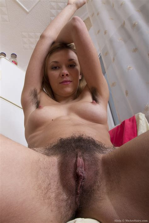 Hot Nude Hairy Pussy